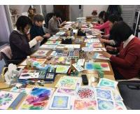 基本『パステルアート総合技法講座』基本『実践マスターインストラクター育成講座』東京、大阪