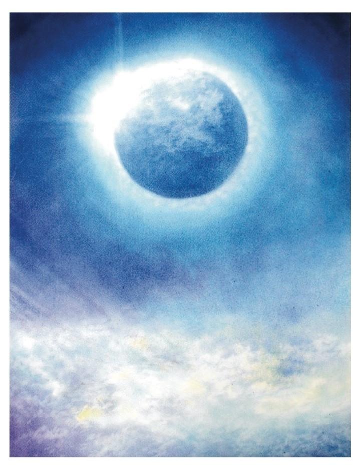 画像「宇宙を表現する講座」
