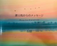 画像「渡り鳥からのメッセージ」
