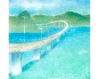 画像「山口・関門海峡」